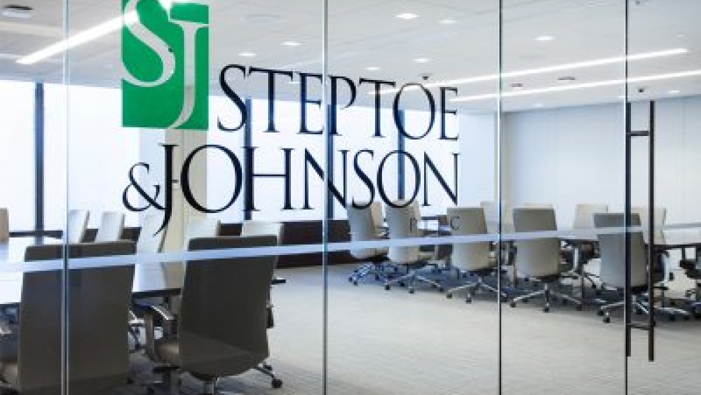 Steptoe & Johnson law office