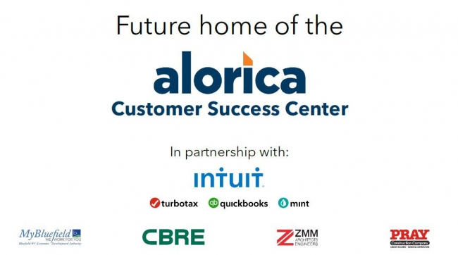 Alorica customer success center in partnership with Intuit