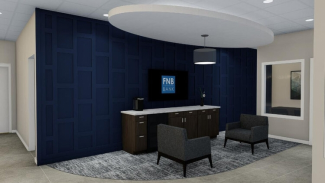 FNB Capon Bridge conference room